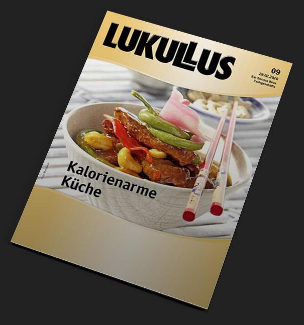 Lukullus Ausgabe