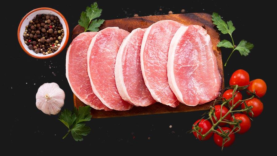 Schweinefleisch Fleischfachbetrieb Hielscher in Bonn Sankt Augustin Koenigswinter Siegburg